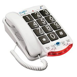 Ameriphone by Clarity® JV35™ Talking Phone