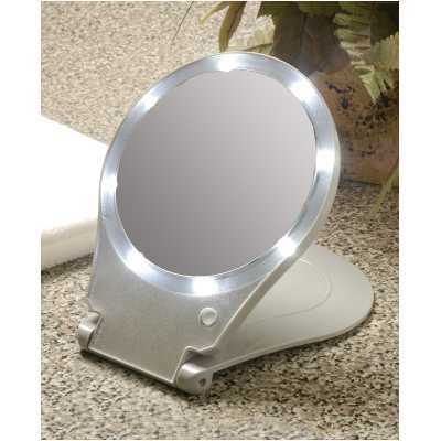 10X LED Travel/Home Mirror