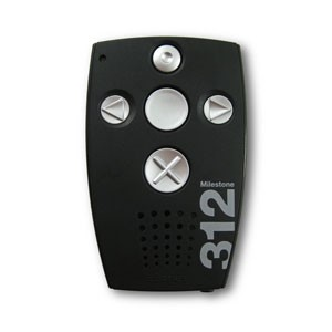 Milestone 312 Digital Voice Recorder and MP3 Player