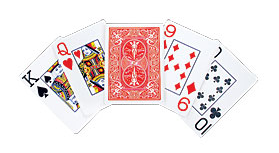 Pinochle Cards/Jumbo Numbers