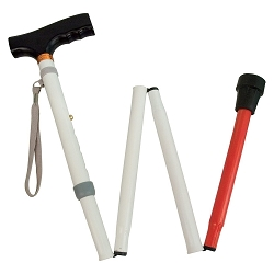 AmbuTech Adjustable Folding Support Cane