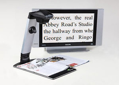 Prisma Electronic Magnifier
