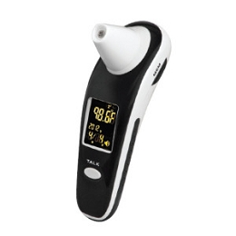 Talking Six Language Ear & Forehead Thermometer