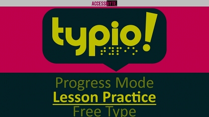 Typio Talking Typing Tutor