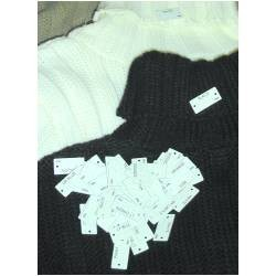 Braille Clothing Labels