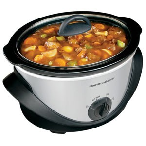 4 Quart Slow Cooker