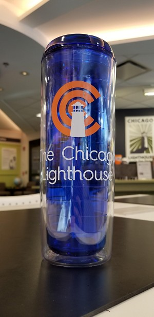 Chicago Lighthouse Tumbler