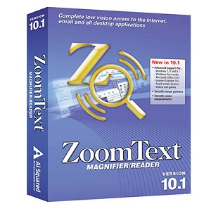 ZoomText Magnifier / Reader VERSION 10.1