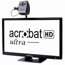 "Acrobat HD Ultra with 27"" Screen"