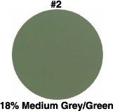 Noir 18% MEDIUM GREY-GREEN XL FRAMED W/SIDE SHIELDS