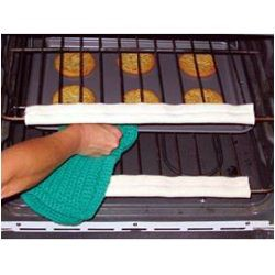 Oven Rack Guards/Oven Safety Aids Cool Touch™